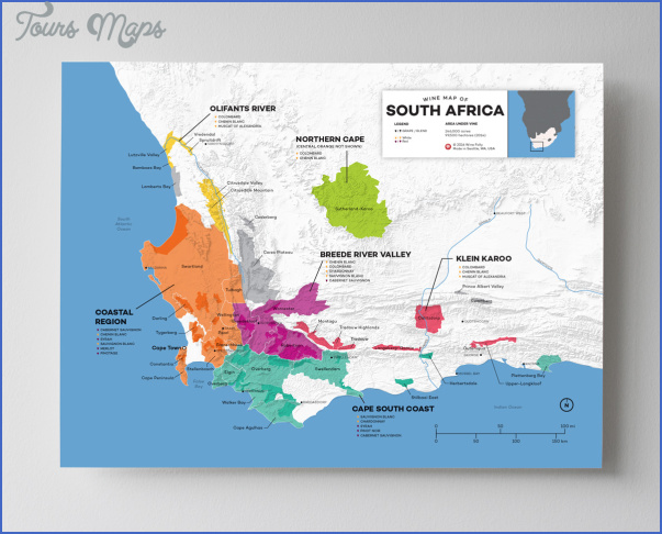 map of new zealand wine regions 1 Map Of New Zealand Wine Regions