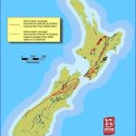 map large 150x150 New Zealand Earthquake Map