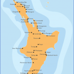 map newzealandnorthisland 150x150 Map North Island New Zealand