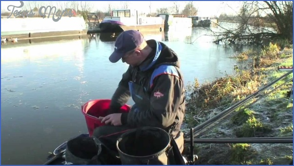 maxresdefault 2 Winter Canal Fishing