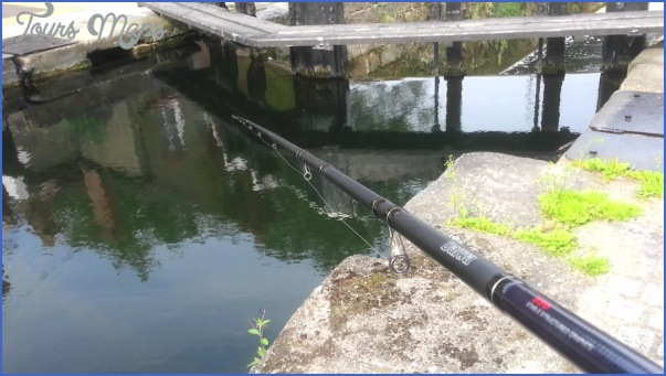 maxresdefault 6 Winter Canal Fishing Tips