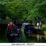 narrowboats on the peak forest canal whaley bridge derbyshire england gdjayt 150x150 Peak Forest Canal Fishing