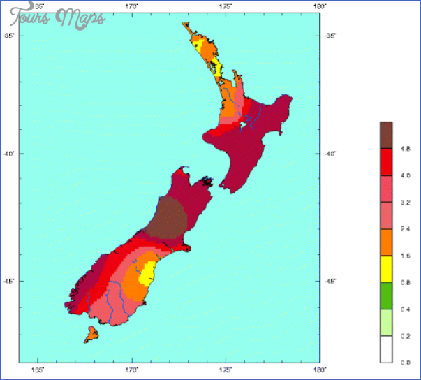 new zealand earthquake map 0 New Zealand Earthquake Map