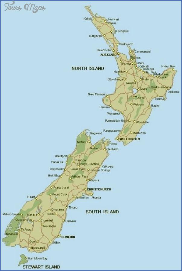 new zealand google maps 1 New Zealand Google Maps
