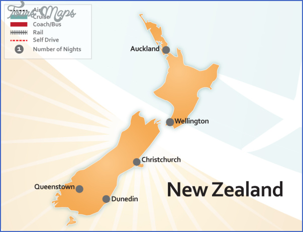 new zealand international airports map 1 Map Of New Zealand Airports