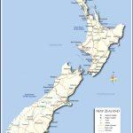 new zealand map 6 150x150 Map Of Christchurch New Zealand