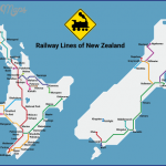 new zealand railway map 1 150x150 New Zealand Railway Map