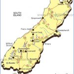 new zealand south island journey times map 2 150x150 Map South Island New Zealand
