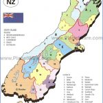 new zealand south island regions and districts map 150x150 Map Of South Island Of New Zealand