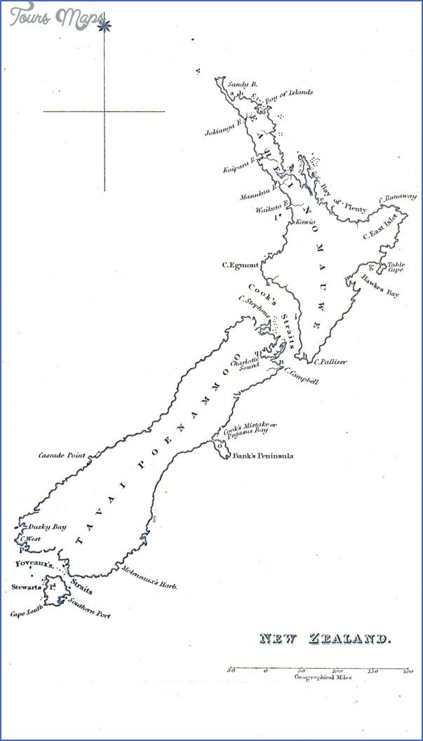 new zealand 1832 Blank Map Of Australia And New Zealand