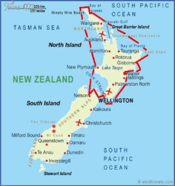 new zealand map2009 2010 330x352 1 Lord Of The Rings New Zealand Map