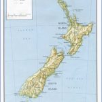 new zealand rel81 150x150 Map OF New Zealand