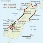 newzeal map 150x150 Map Of South New Zealand
