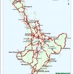 north island state highway map mediumthumb pdf 150x150 New Zealand North Island Map