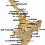 northisland 150x150 Map North Island New Zealand