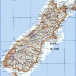 nz south 150x150 South New Zealand Map