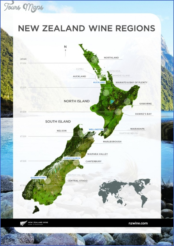 nzw new zealand wine map of nz regions north south islands small 724x1024 Map Of New Zealand Wine Regions
