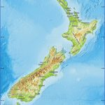 physical map of new zealand political shades outside shaded relief sea 150x150 New Zealand Political Map