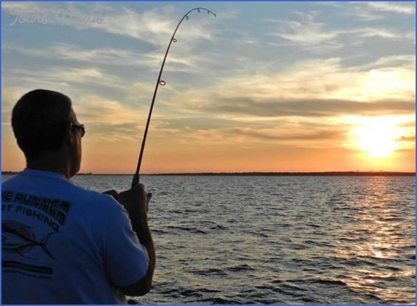 Point Pleasant Canal Fishing Reports - ToursMaps com ®