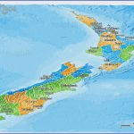 political panoramic map of new zealand 150x150 New Zealand Political Map