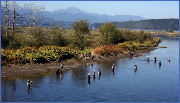 skokomish fishing Salmon Fishing Hood Canal