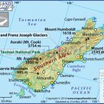 south island map 4 150x150 Airports In New Zealand Map