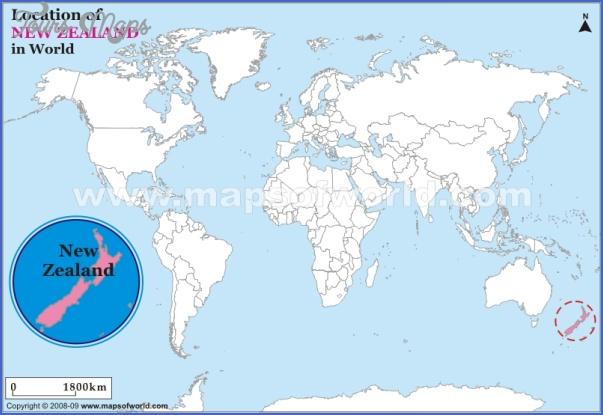 w5hoy 1 New Zealand Location On Map