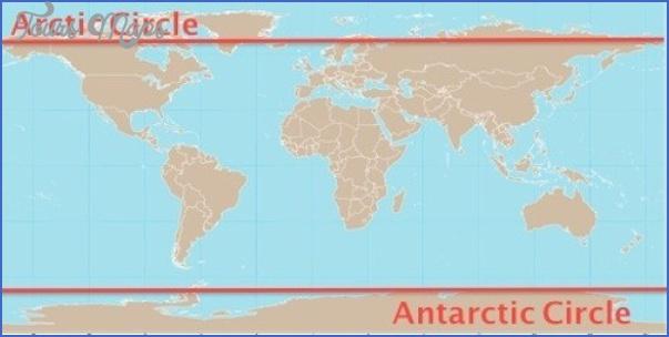 arctic world map 12 Arctic World Map