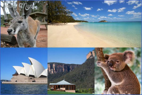 australia family vacation collage Australia Vacations