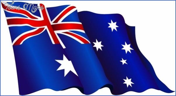 australia flag 13 Australia Flag