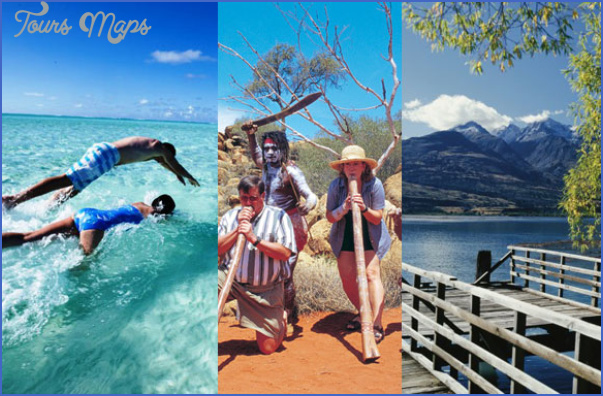cook islands australia newzealand Australia Vacations