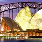 destination australia hero sydney opera house projection vivid harbour bridge 2000x837 150x150 Australia Vacations