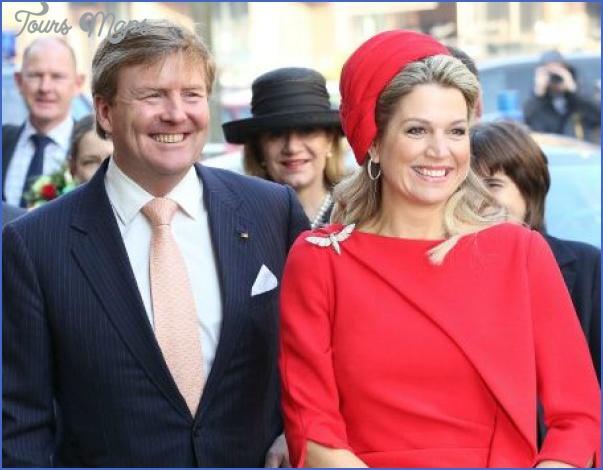 dutch royal couple will visit niagara greenhouse Visit to Australia