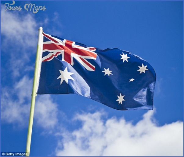flag of australia 1 Flag Of Australia