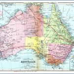 large detailed road and administrative old map of australia 1936 150x150 Australia Administrative Map