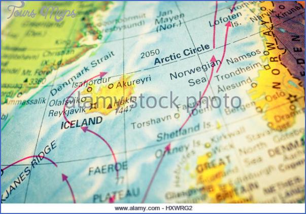 map arctic circle 11 Map Arctic Circle