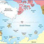 map arctic ocean 1 150x150 Map Arctic Ocean