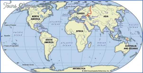 map arctic ocean 3 Map Arctic Ocean
