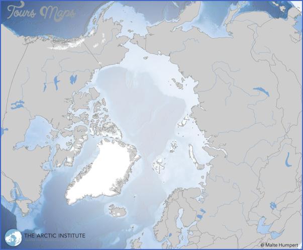 map arctic 8 Map Arctic