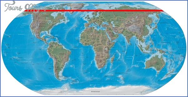 map of arctic circle 2 Map Of Arctic Circle