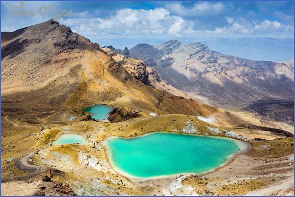 new zealand north island tongariro national park New Zealand Travel Destinations