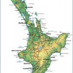 north island physical 150x150 New Zealand Map