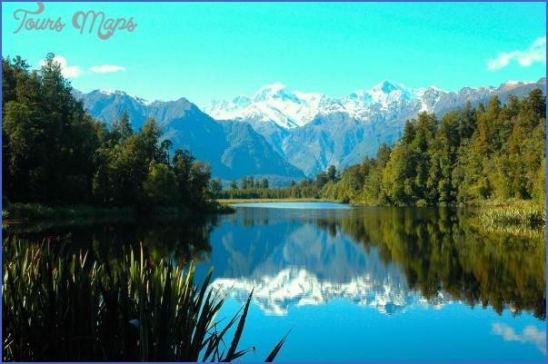 three New Zealand Travel