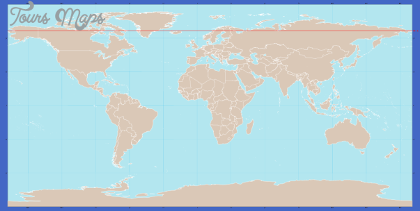 world map with arctic circle 15 World Map With Arctic Circle
