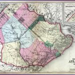 atlanticcounty1872 150x150 Atlantic Map With Cities