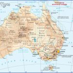 australia map geographical  2 150x150 Australia Map Geographical