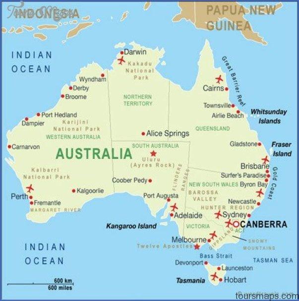Australia Map Google.Australia Map Google Toursmaps Com