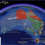 australia map google  10 150x150 Australia Map Google