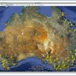 australia map google  6 150x150 Australia Map Google