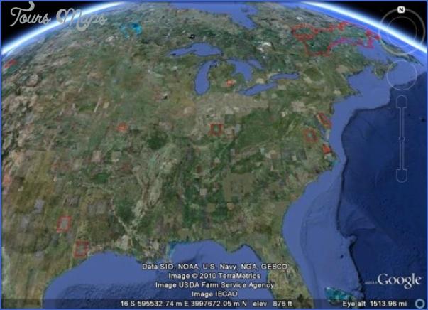 australia map google earth  8 Australia Map Google Earth